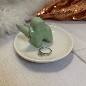 3/$20 Elephant Jewelry Dish